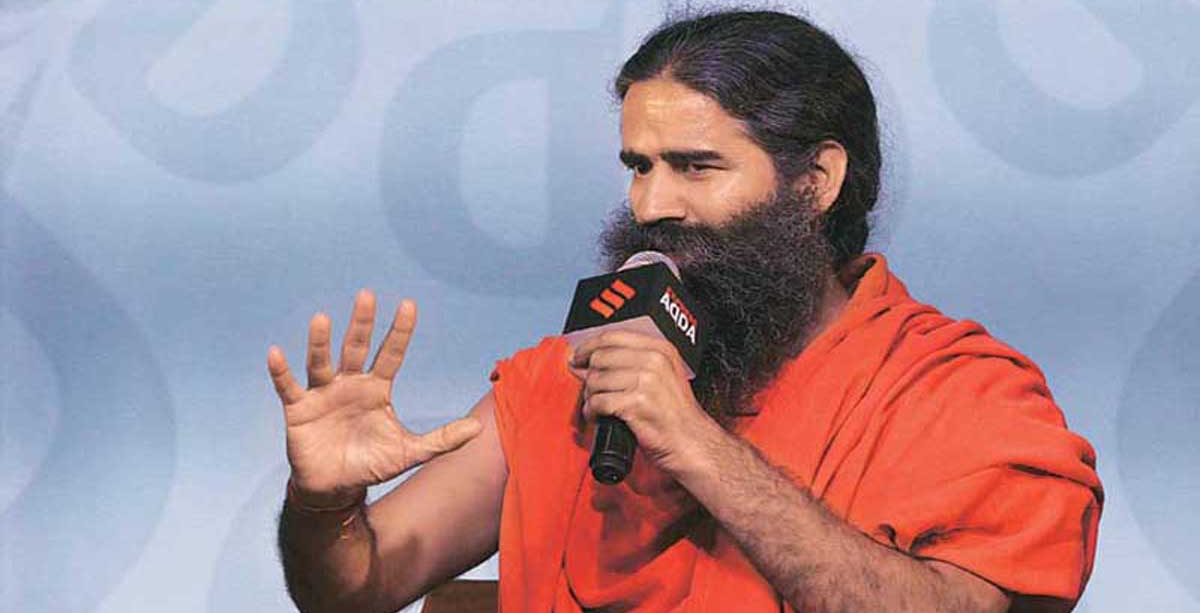 Tax Exemption to Patanjali
