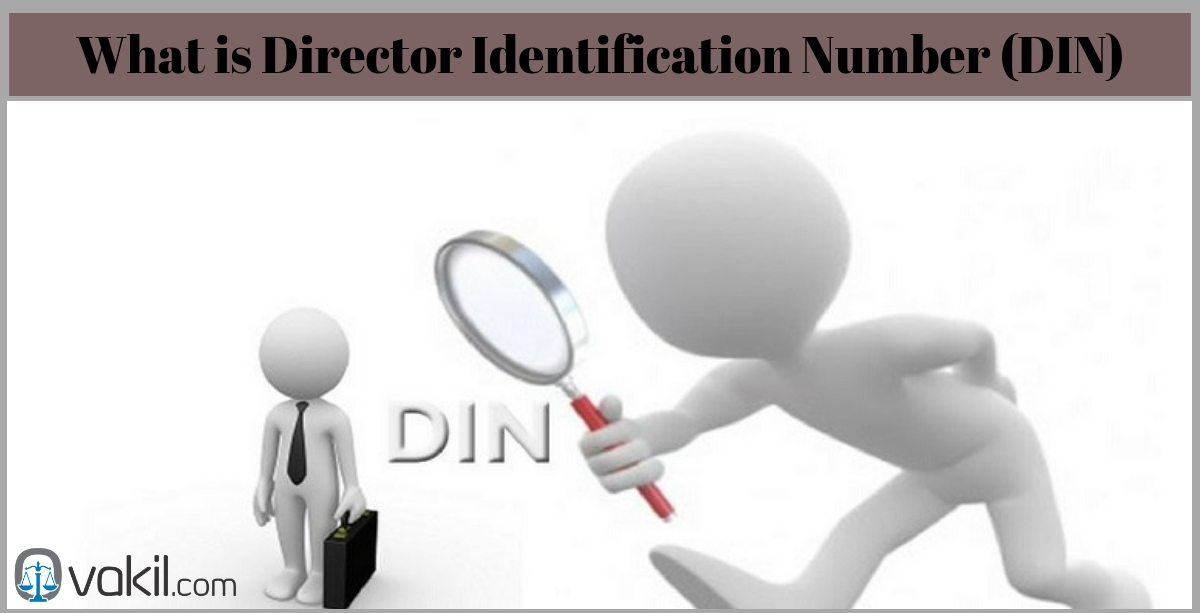Director Identification Number (DIN)
