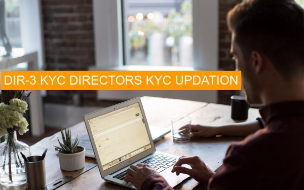 Easily submit Director kyc form DIR-3