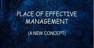 Effective Management (POEM)
